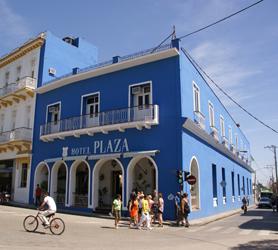 Hotel E Plaza Sancti Spiritus Cuba