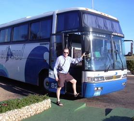 Viazul Bus Sancti Spiritus Cuba